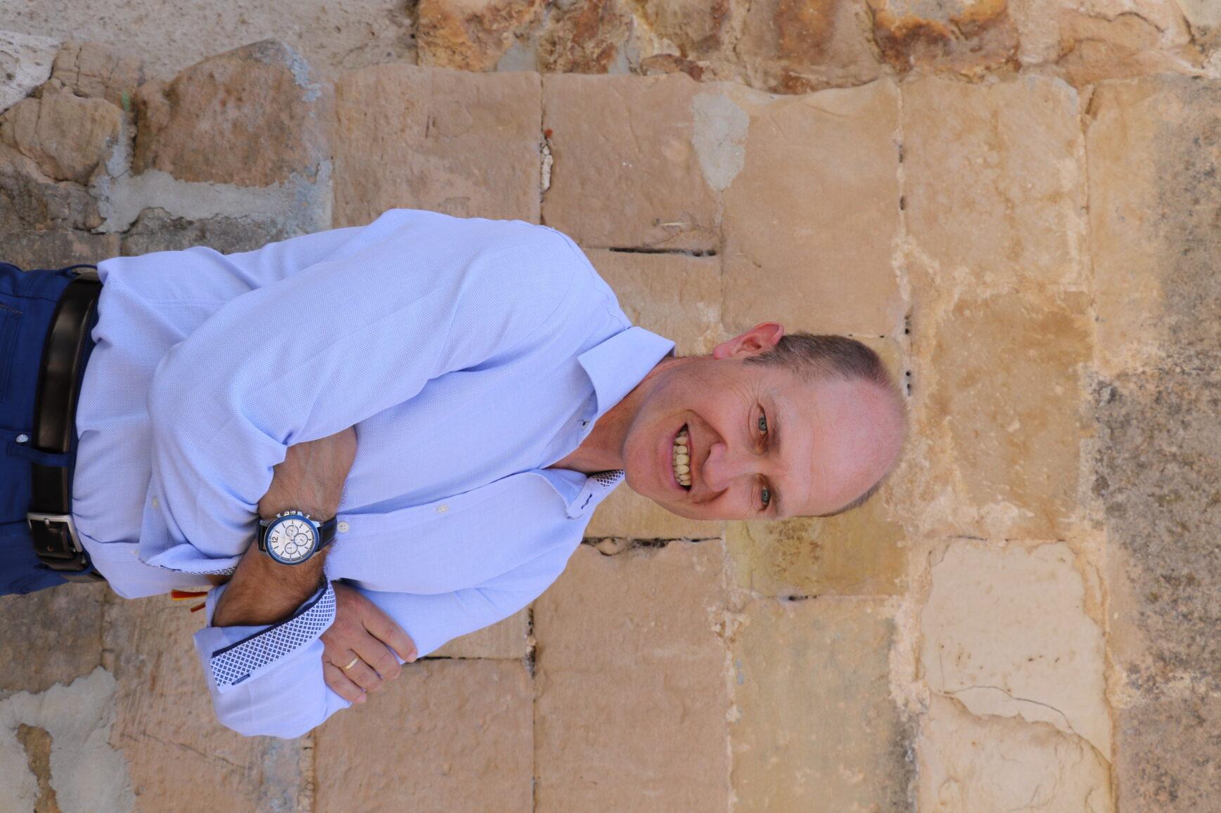 Javier Del Río, Alcalde De Pareja