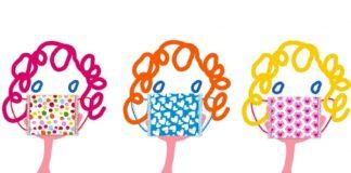 Mascarillas Lidlbyagatharuizdelaprada Coleccion 3 Diseños
