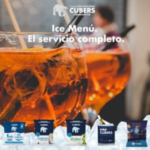 ice menu de cubers