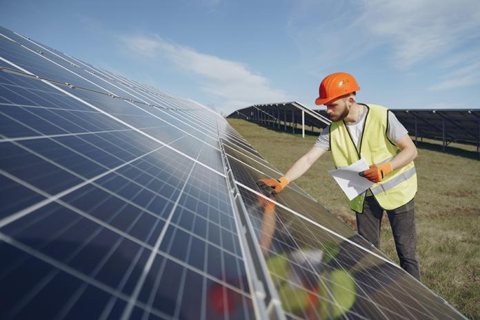 Paneles Solares Tecnico