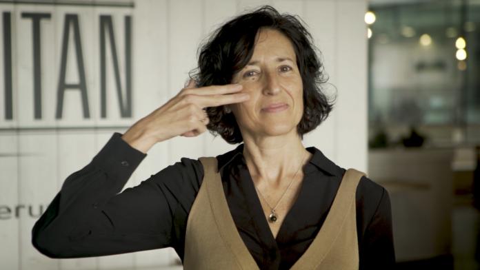 Img Laura De La Vega, Directora De Responsabilidad Social De Serunión