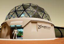 Aleph Farms 3d Rendering alimentación futuro Of Space Biofarms™️(1)