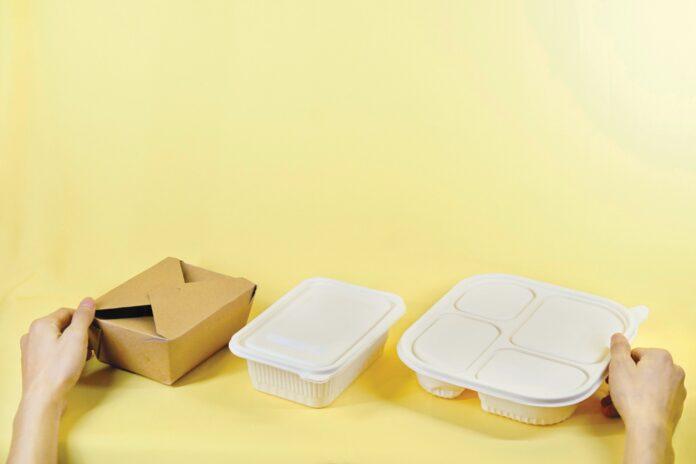 diferentes tipos de packaging reciclado