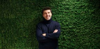 nuevo ceo the fork Almir Ambeskovic