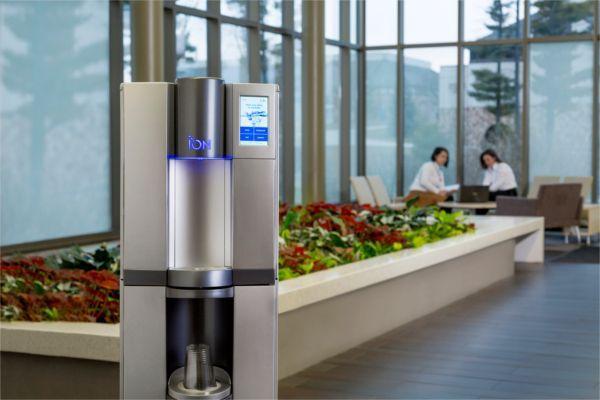 máquina de agua Ion blauwasser