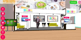 Stand Virtual De Clusaga En La Feria De Alimentos Y Bebidas De Galicia