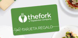 nueva tarjeta regalo thefork