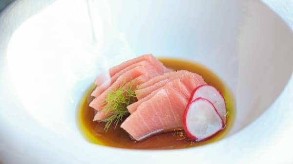 Tunateca Balfegó (sashimi) Barcelona